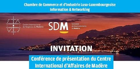 Ilha da Madeira em destaque no Luxemburgo