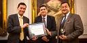 Franco-Portuguesa recebe prémio Câmara de Comércio Portuguesa 2015
