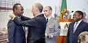 Presidente da Câmara de Comércio Moçambique Portugal condecorado