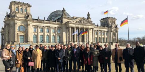 VII Reunião Anual das Câmaras de Comércio Portuguesas em Berlim